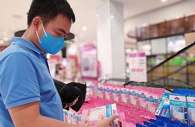 Cách đeo khẩu trang y tế chuẩn nhất phòng viêm phổi Vũ Hán