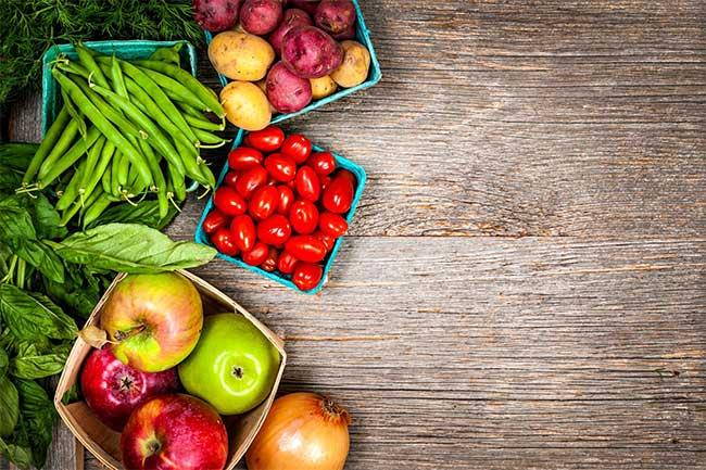 Cách khoa học tăng tuổi thọ cho rau quả tươi