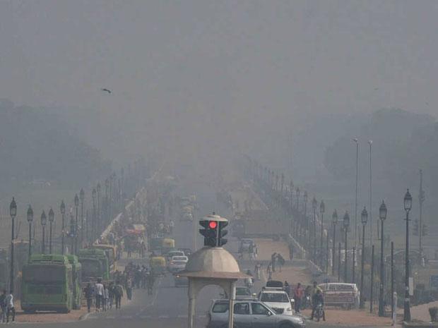 Cách nhận biết không khí ô nhiễm nặng