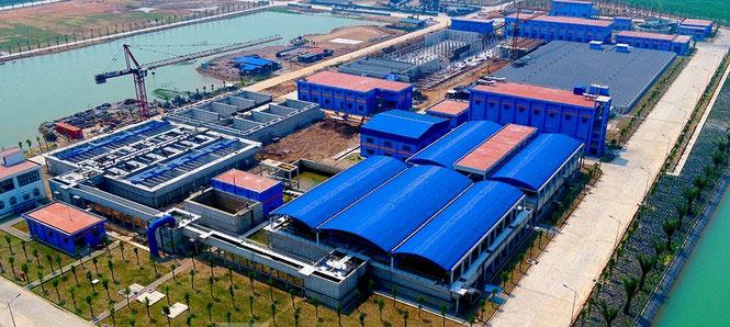Cận cảnh nhà máy nước sạch lớn nhất Hà Nội có thể uống tại vòi