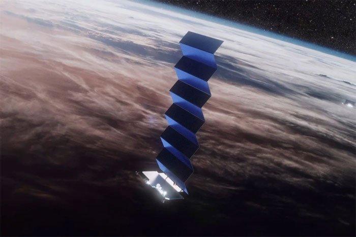 Cảnh báo nguy cơ từ các vệ tinh Starlink