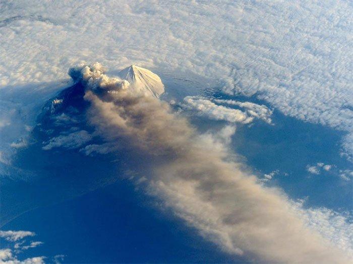 Carbon bị khóa lại sâu trong Trái đất