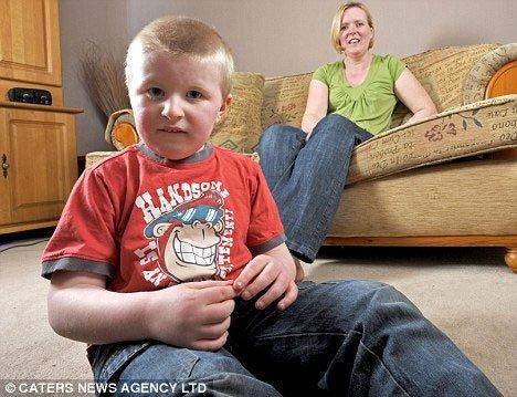 Cậu bé người Anh bị đột biến gene chưa từng được ghi nhận trên thế giới