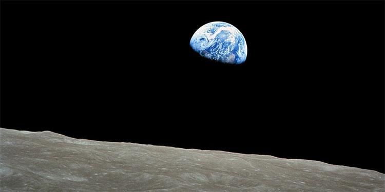 Câu chuyện thú vị về bức ảnh Trái đất mọc nổi tiếng vừa tròn 50 tuổi