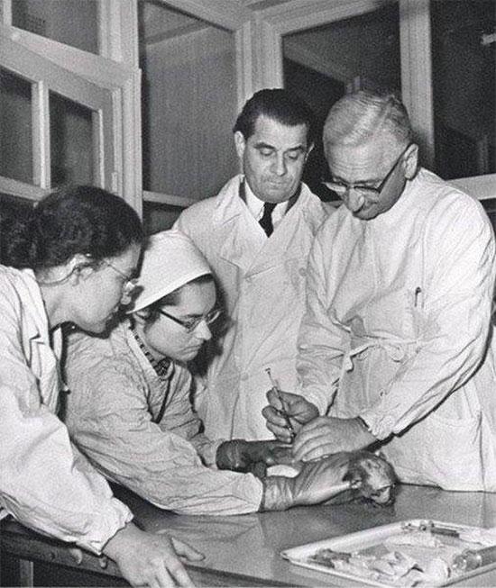 Câu chuyện về vaccine cứu hàng chục triệu trẻ em khỏi bệnh bại liệt