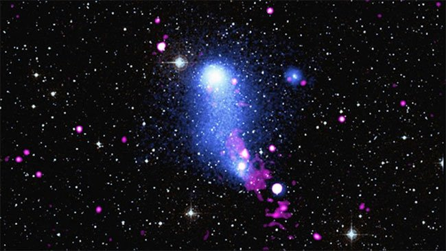 Cầu vũ trụ giữa các chòm thiên hà
