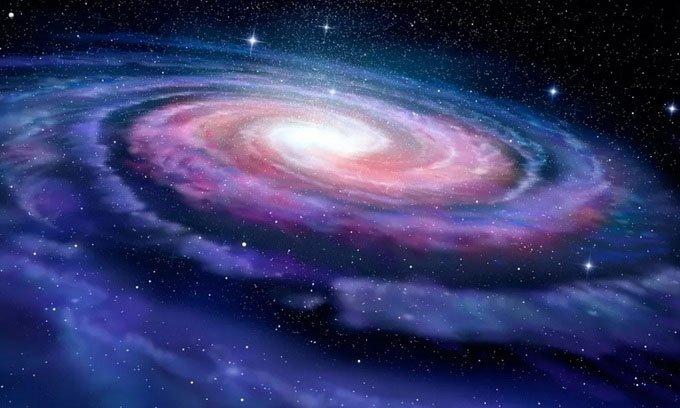 Cây cầu sao sắp phát nổ trong dải Ngân Hà