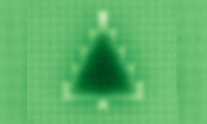 Cây thông Noel nhỏ nhất thế giới, chỉ bằng 1/20.000 sợi tóc