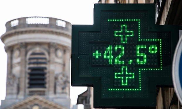 Châu Âu hứng chịu hạn hán tồi tệ nhất trong hơn 2.000 năm