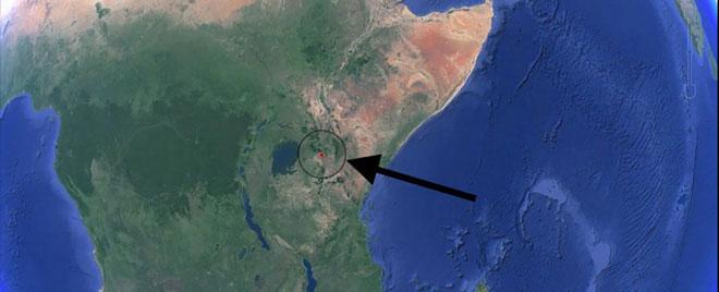 Châu Phi đối mặt nguy cơ vỡ làm đôi: Vết nứt dài hàng nghìn mét là bằng chứng