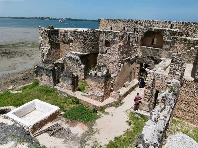 Châu Phi từng có một đế chế hùng mạnh và giờ để lại một tàn tích tuyệt đẹp cho nhân loại