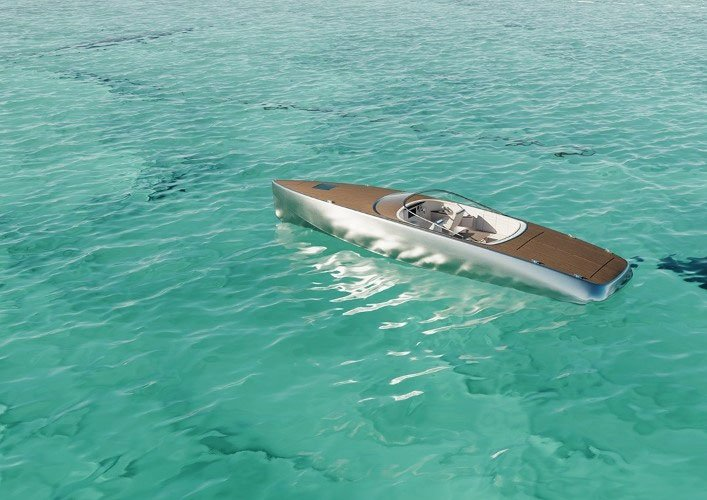 Chế tạo tàu nhôm chạy bằng điện ở tốc độ 130km/h