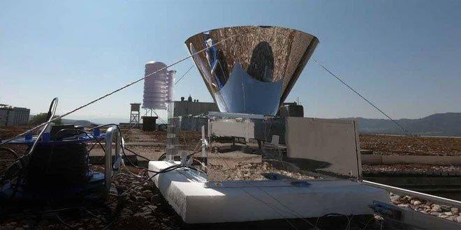 Chế tạo thành công hệ thống thu thập nước từ hơi ẩm hoạt động 24/7, phơi nắng gắt cũng ra nước