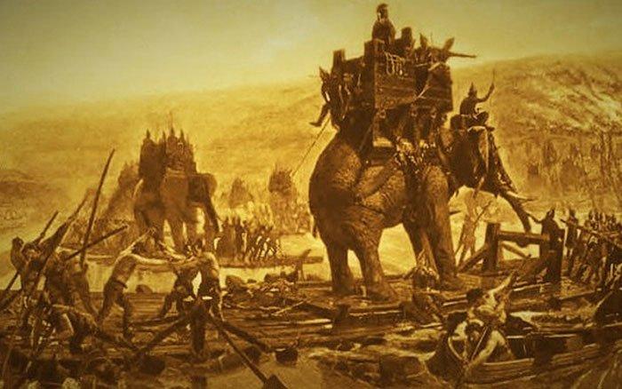 Chiến công hiển hách nhất gây ra nỗi ám ảnh lớn nhất, khiến vị đại đế của Ấn Độ đổi đời