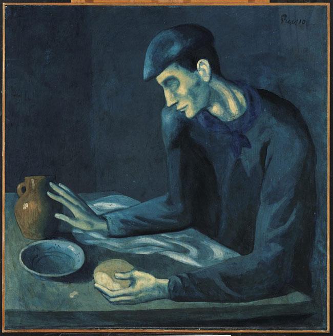 Chiếu tia X, phát hiện báu vật gây sốc trong bức tranh Picasso