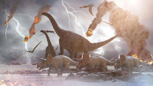 Chu kỳ bí ẩn liên quan đến các cuộc Đại tuyệt chủng