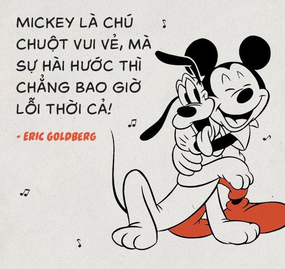 Chúc mừng sinh nhật thứ 90 của Mickey - chú chuột nổi tiếng nhất thế giới!