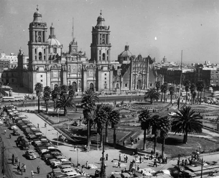 Chùm ảnh hiếm về các thành phố nổi tiếng trên thế giới cách đây hàng chục năm về trước