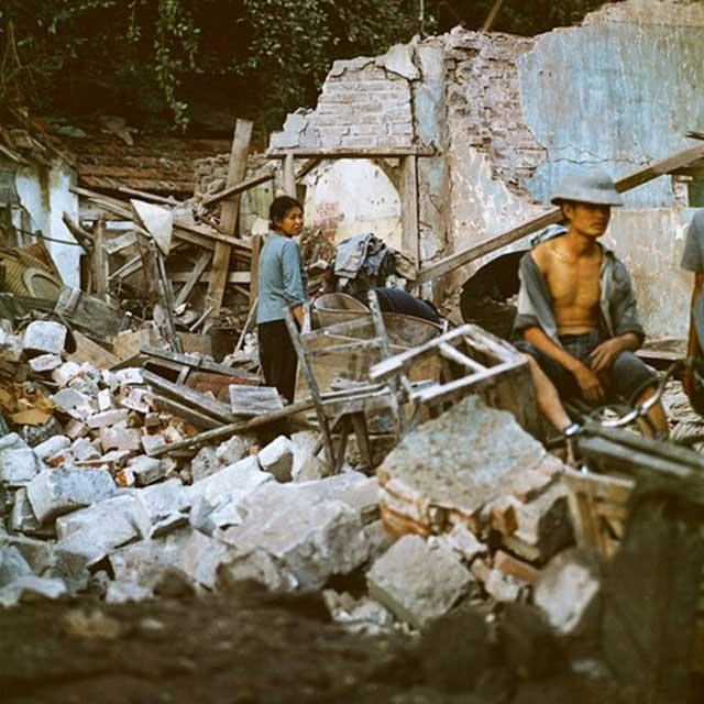 Chùm ảnh màu vô giá về miền Bắc trước 1975 (Phần 1)
