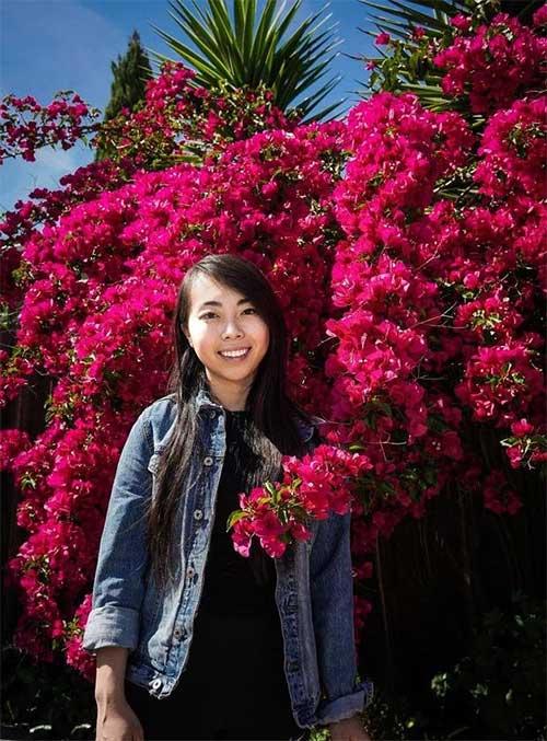 Cô gái gốc Việt chế tạo áo khoác thời trang chống đạn giá rẻ đầu tiên trên thế giới