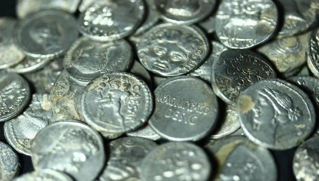 Có gì đặc biệt về 600 đồng tiền La Mã cổ được tìm thấy ở Thổ Nhĩ Kỳ?
