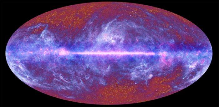 """Có một """"vũ trụ gương"""" ẩn trong không-thời gian?"""