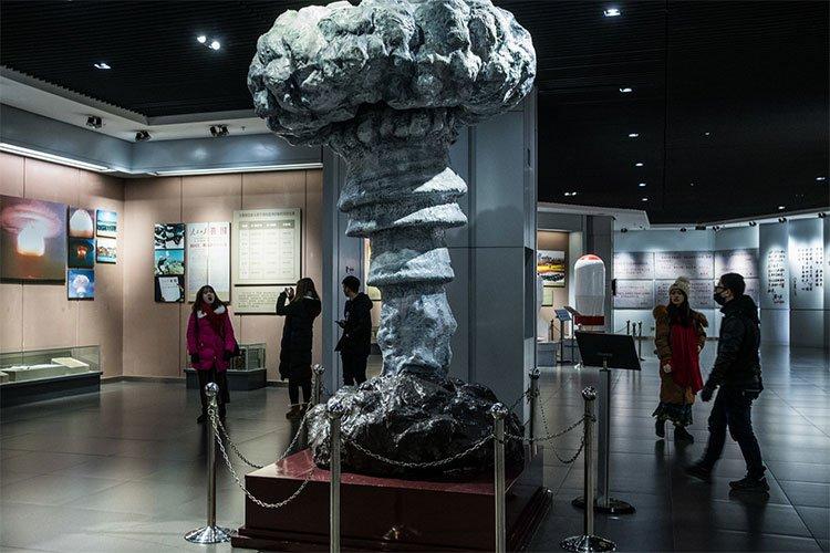 Cơ sở bí mật chế tạo bom nguyên tử đầu tiên của Trung Quốc
