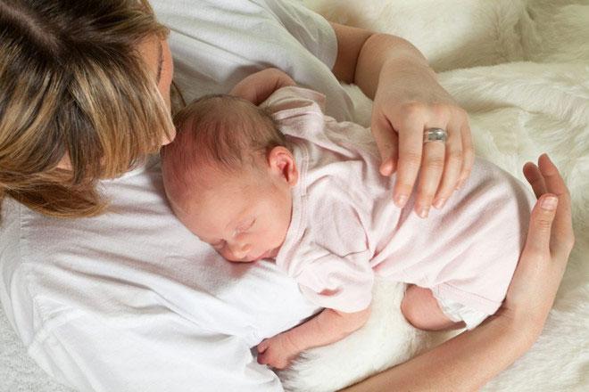 Cơ thể của phụ nữ thay đổi như thế nào sau khi sinh?