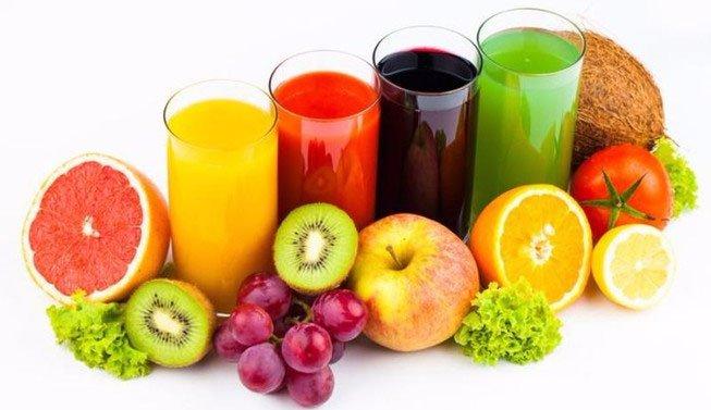 Có thể uống bao nhiêu nước quả mà không gây hại cho sức khỏe?