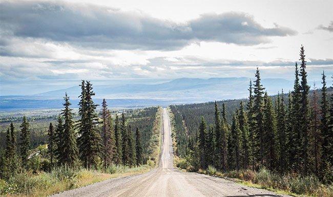 Con đường dài như vô tận, đi nửa năm mới tới đích