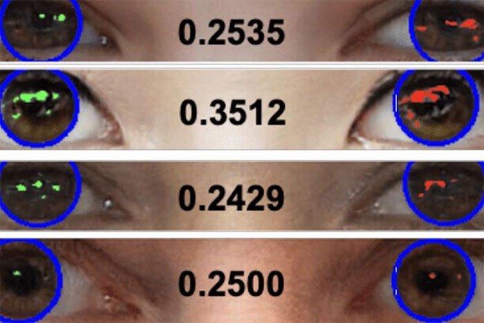 Công cụ AI mới phát hiện được deepfake bằng cách phân tích phản xạ ánh sáng trong mắt