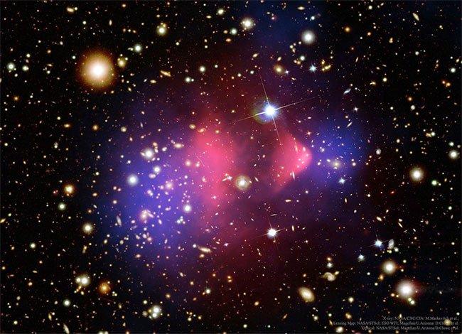 Công cuộc đi tìm loại vật chất bí ẩn nhất vũ trụ