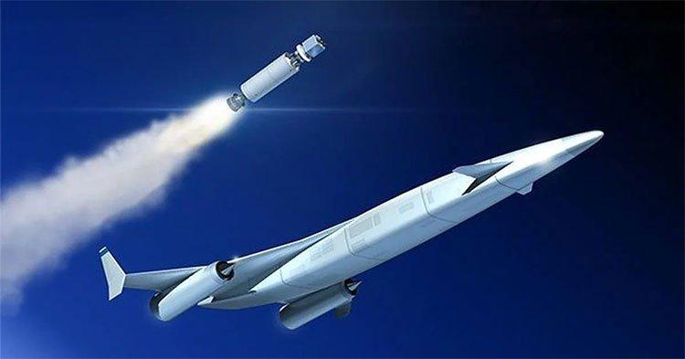 Công nghệ biến động cơ phản lực lai tên lửa đẩy thành hiện thực