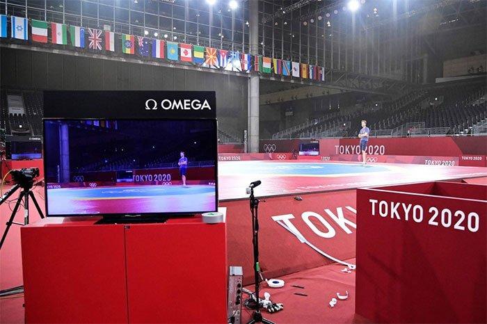 Công nghệ đếm giờ siêu chính xác tại Olympic Tokyo