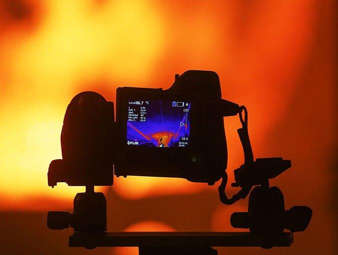 Công nghệ mới cho phép camera chụp màu sắc vô hình