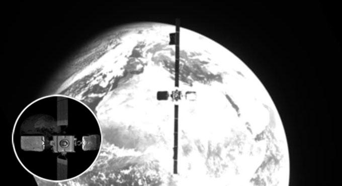 Công nghệ robot giúp kéo dài tuổi thọ vệ tinh