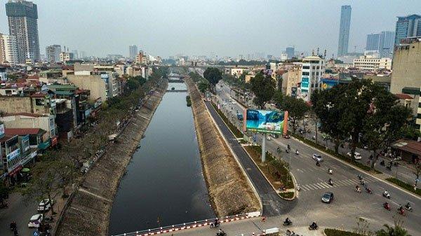 Công nghệ thần kỳ của Nhật hứa hẹn làm sạch sông Tô Lịch trong 2 tháng