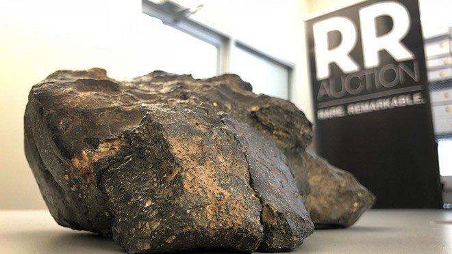 Công ty Xuân Trường mua thiên thạch Mặt Trăng giá hơn 600.000 USD