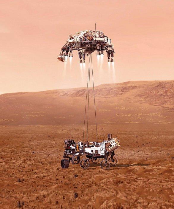 Cuộc đời người phụ nữ lái tàu đáp xuống sao Hỏa