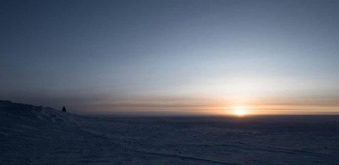 Cuộc sống ở Nam Cực: vi khuẩn cũng chết cóng, cư dân không được đi tiểu trong lúc tắm