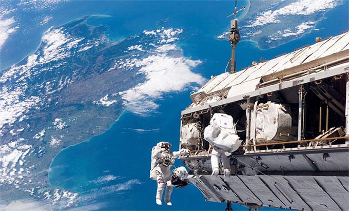 Cuộc sống trên Trạm Vũ trụ Quốc tế sẽ trở nên rất cô đơn