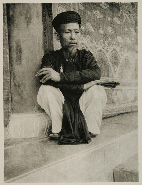 Đặc sắc chân dung người Việt gần 100 năm trước