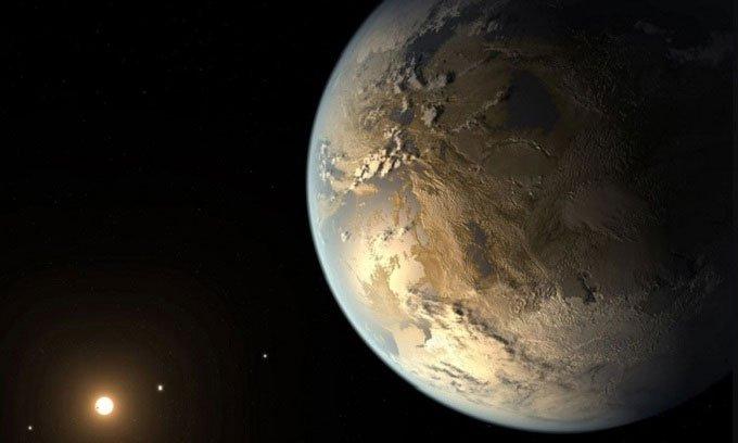 Dải Ngân Hà có thể chứa 300 triệu hành tinh ở được