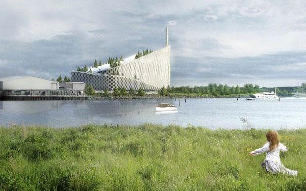 Đan Mạch: Biến nhà máy xử lý rác thành tổ hợp du lịch hút khách cực hấp dẫn