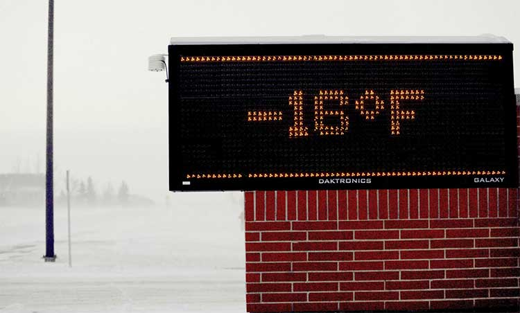 Dân Mỹ giữa giá rét kỷ lục hơn Nam Cực: Tôi lạnh và sợ hãi