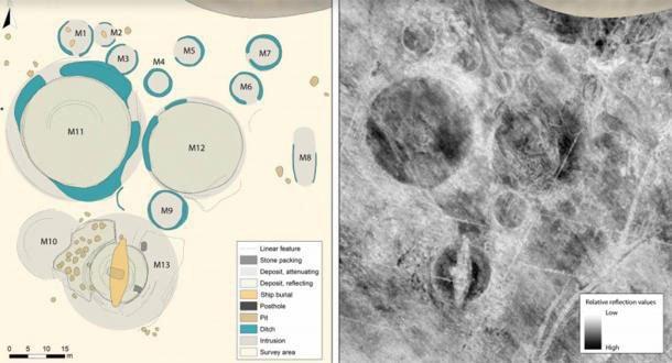 Đào mương, phát hiện 13 hầm mộ và thành phố ma đầy kho báu