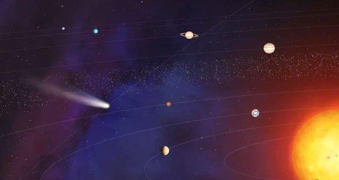 Đâu là điểm cuối của không gian?