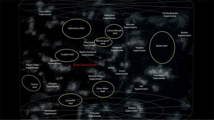 Đâu là nơi cô đơn nhất vũ trụ?
