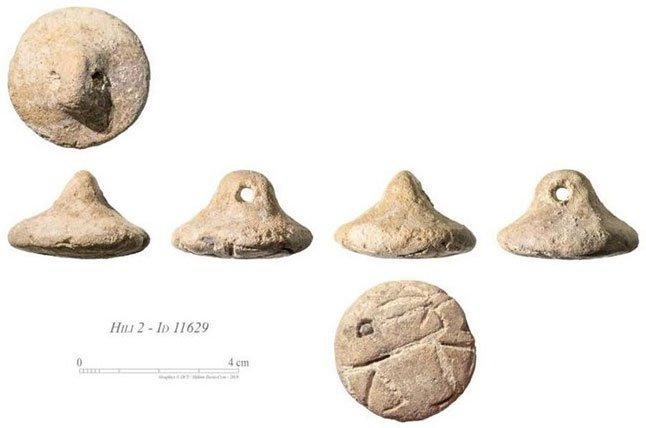 Dấu vân tay 3.000 năm hé lộ cách xây dựng của người cổ đại