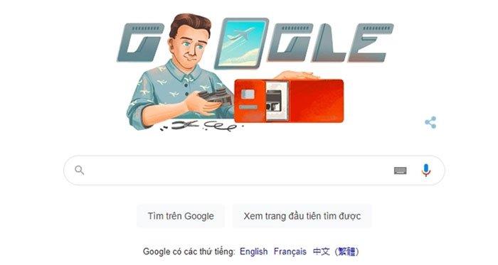 David Warren là ai mà được Google vinh danh hôm nay 20-3?